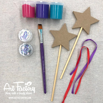 To Go Kits - Star Wand