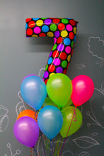 Load image into Gallery viewer, Balloons - Megaloon Numbers