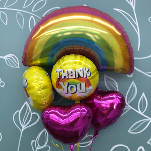 Balloon Bouquet - Thank You