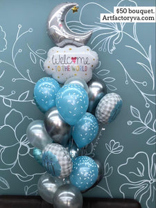 Balloon Bouquet - Mystery Balloons
