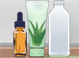 how to make your own DIY gel hand sanitizer
