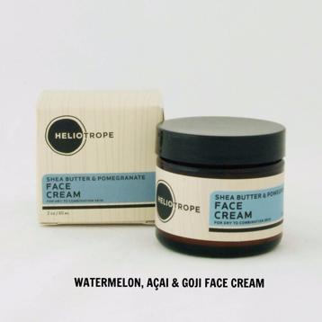 Organic Watermelon, Açai & Goji Face Cream