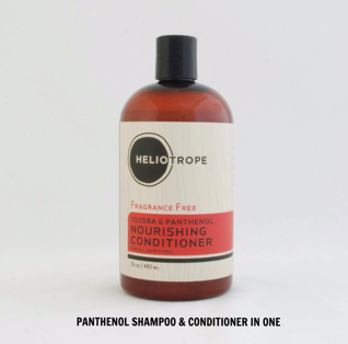 Panthenol Shampoo & Conditioner in One