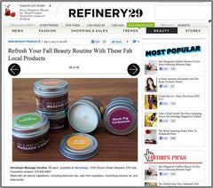 refinery 29 heliotrope in the press
