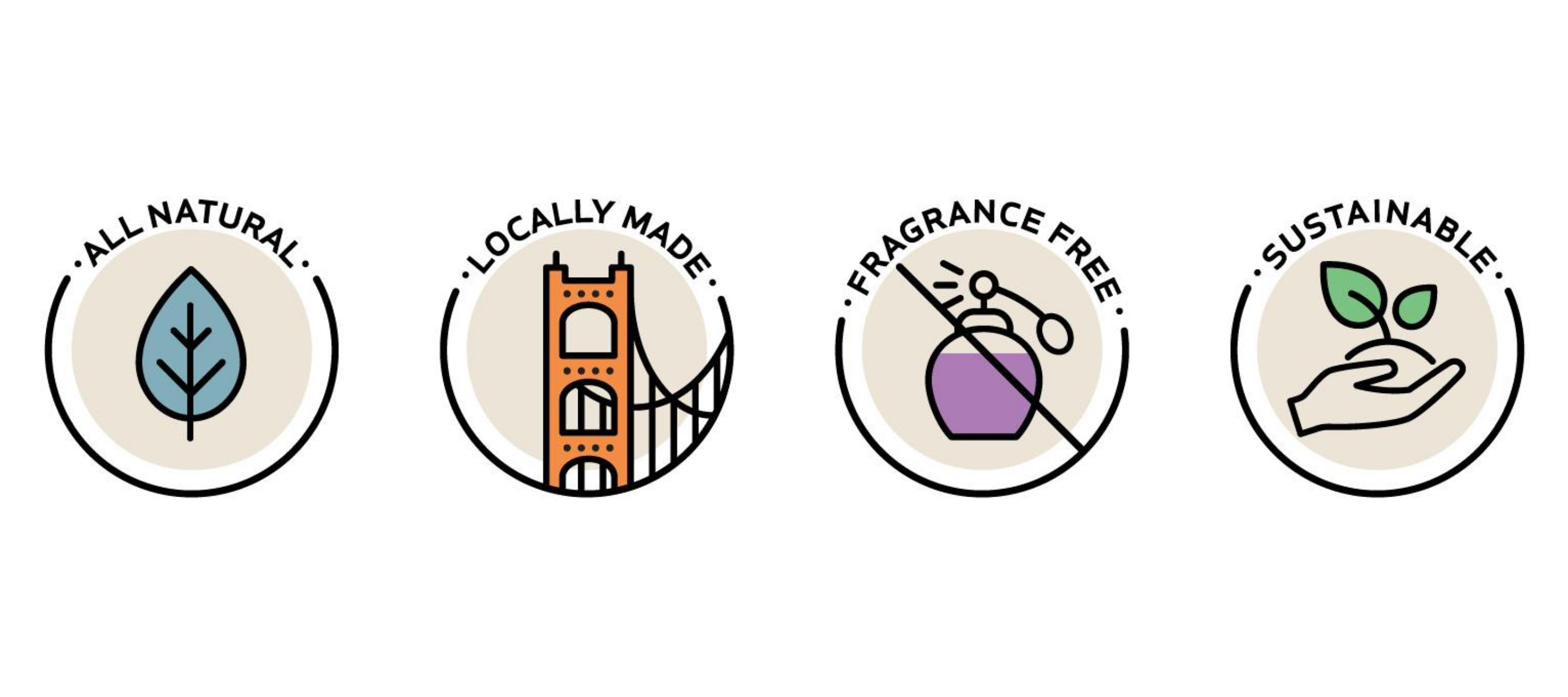 all natural locally made sf bay area essential oils sustainable