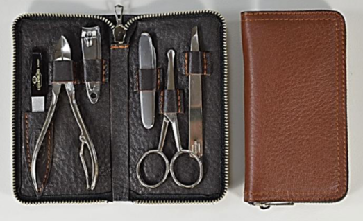 F Hammann 6pc Manicure Set
