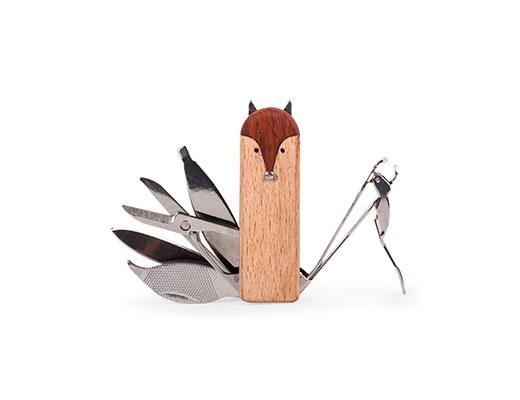 fox manicure set