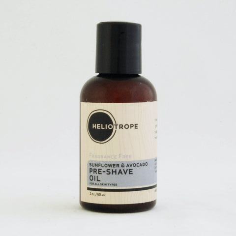 Sunflower & Avocado Pre-Shave Oil