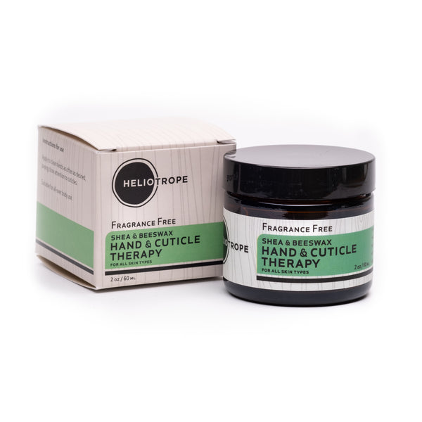 shea butter beeswax hand cuticle therapy cream