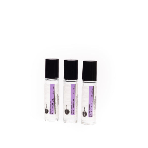 Aromatherapy Roll-On Oil
