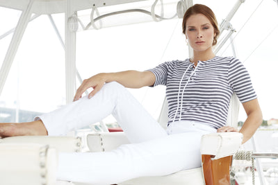 Style Tips: How to Wear Those White Jeans