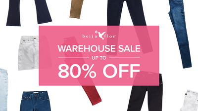 How to Rock the Warehouse Sale