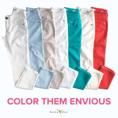 Color them Envious. And Save 10%!