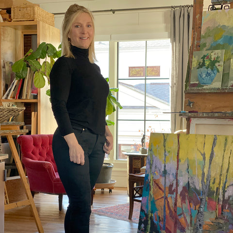 beija flor jeans greenville sc ladies we love artist spotlight melissa anderson studio contemporary impressionist