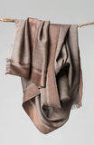 Bloom & Give Tribute Woolen Scarf - Brown