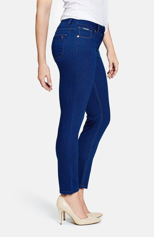 Beija-Flor Jeans Audrey Ankle American Blue