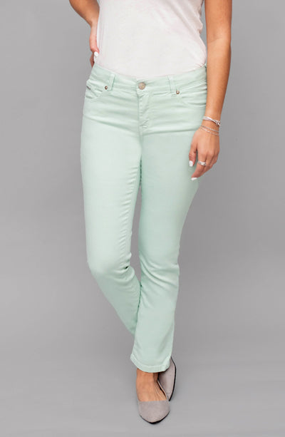 Audrey Ankle Mint Margarita