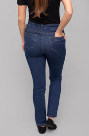 Jennifer High-Rise Skinny Indigo