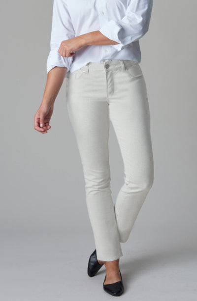 Jennifer High-Rise Skinny Pebble