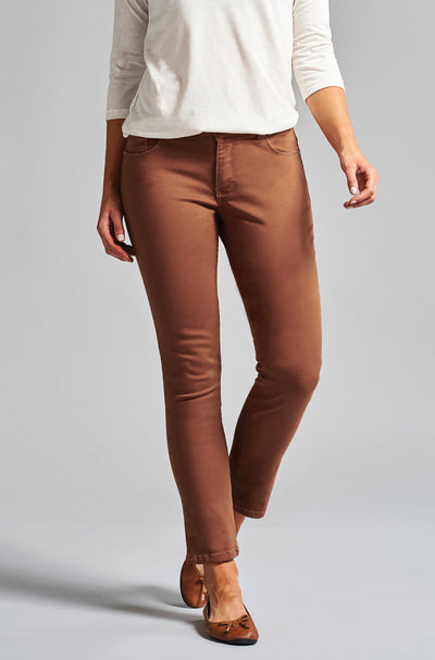 Beija-Flor Jeans Audrey Ankle Amber