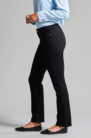 Beija-Flor Jeans Jennifer Straight Leg Granite Black
