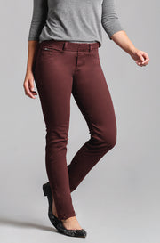 Kelly Skinny Mulberry