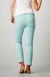 Beija-Flor Jeans Audrey Ankle Sea Glass