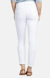 Beija-Flor Jeans Audrey Ankle Bright White