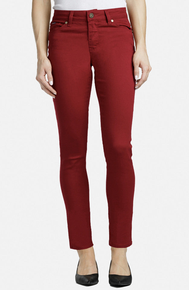 Beija-Flor Jeans Audrey Ankle Chili Pepper