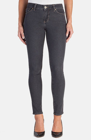 Beija-Flor Jeans Audrey Ankle Grey with Emana®