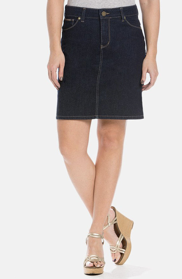 Audrey Skirt Dark Blue