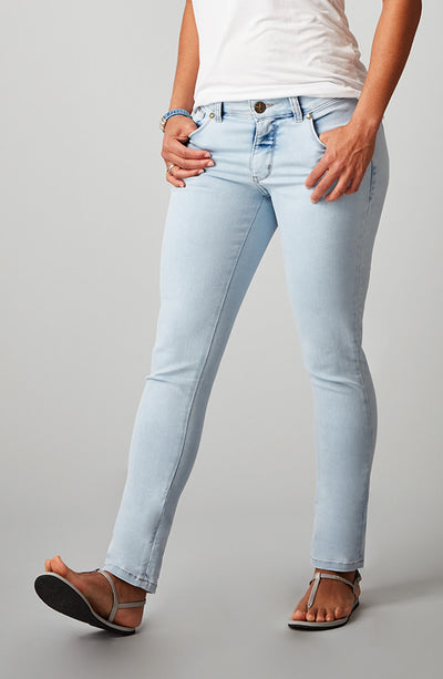 Beija-Flor Jeans Audrey Ankle Light Wash
