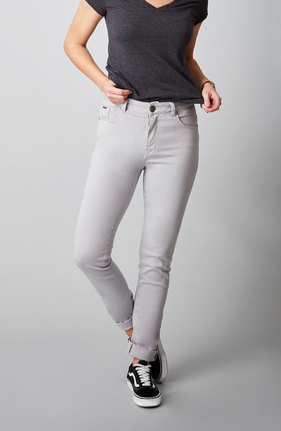 Jennifer High-Rise Skinny Charleston Grey