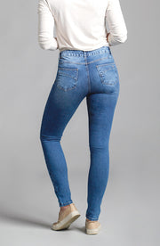 Jennifer Skinny Washed Vintage Blue