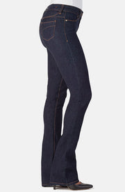 Jennifer Bootcut Dark Blue