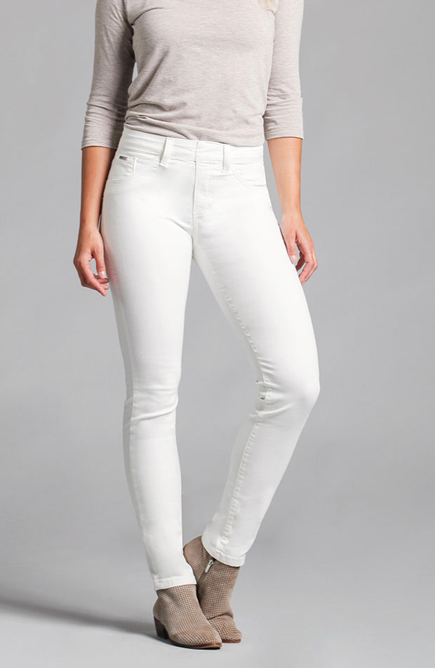Beija-Flor Jeans Kelly Skinny Winter White