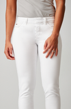 Beija-Flor Jeans Kelly Ankle Pure White