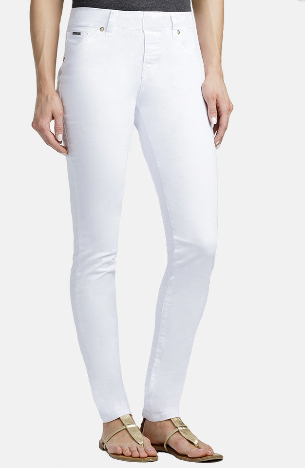 Beija-Flor Jeans Kelly Ankle Bright White