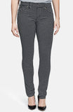Beija-Flor Jeans Kelly Skinny Window Pane