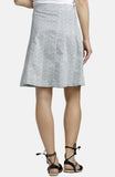 Beija-Flor Jeans Kelly Skirt Herringbone