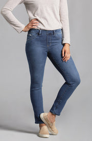 Beija-Flor Jeans Kelly Ankle Washed Navy