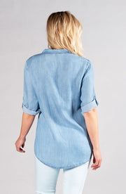 Tara Tunic Sand Washed