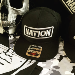 The Nation Snapback Hat