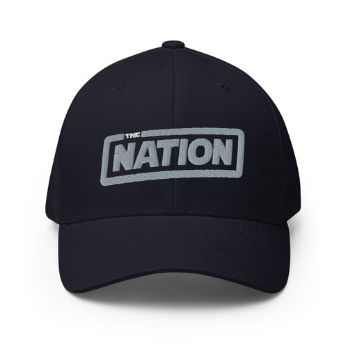 The Nation Fitted Hat
