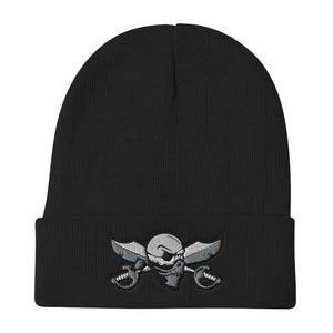 Swagger Skull Embroidered Skully