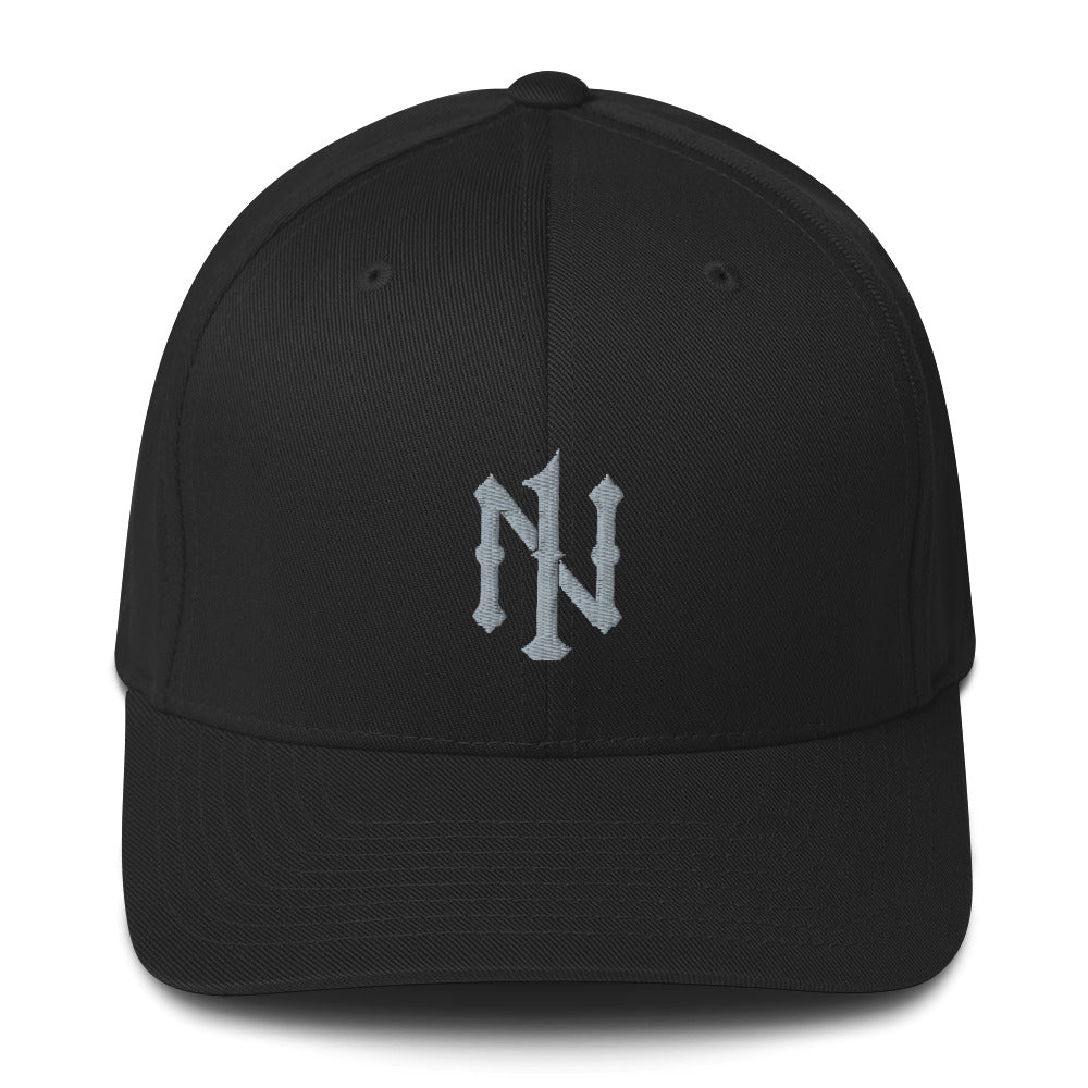 1N Fitted Hat