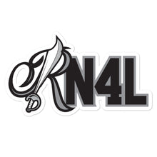 Load image into Gallery viewer, RN4L Sword Stickers