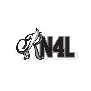 RN4L Sword Stickers