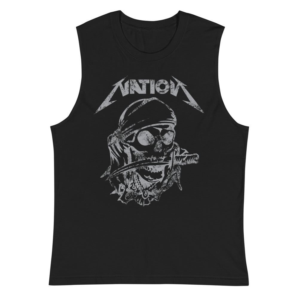Rock The Nation  Muscle Shirt