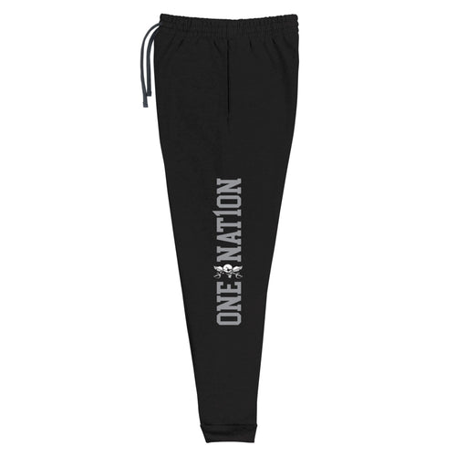 One Nation Swag Skull Joggers